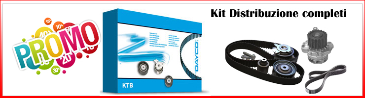 Kit Distribuzioe Dayco